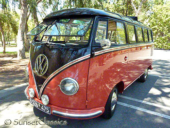 1959 VW Bus for Sale