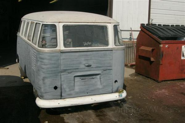 1961 deluxe 15 window vw microbus 1961 vw deluxe bus 502 for 16 window vw bus for sale