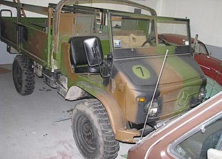 1962 Mercedes Benz Unimog 404.1 for Sale