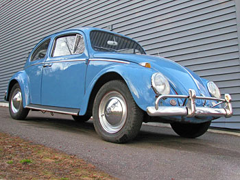 1962 VW Beetle for Sale