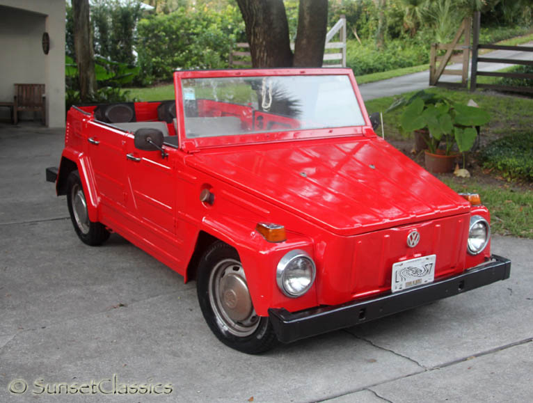 Florida 1971 VW Thing