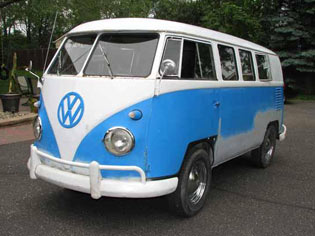 1959 Split-Window Bus for sale
