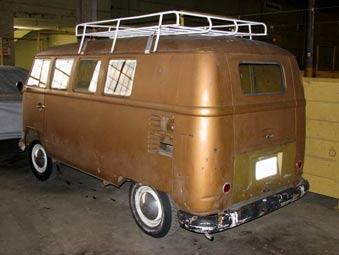 1961 Vw Kombi Bus For Sale