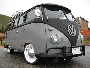 1961 VW Split-Window Bus