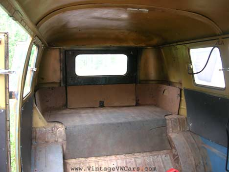 Old Porsche For Sale >> 1961 VW Kombi Bus For Sale