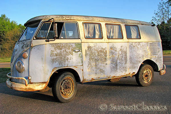1965 Volkswagen Bus for Sale