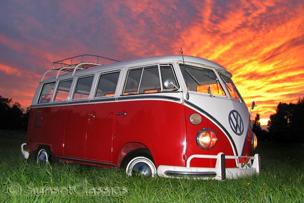 VW Bus for Sale: Classic Volkswagen Bus, Van, Samba ...