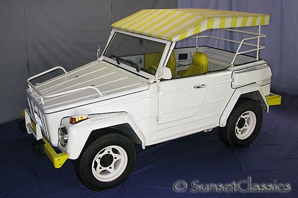 1973 2-Door Acapulco VW Thing