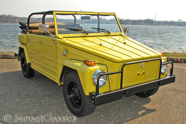 For Sale 1974 VW Thing in Minnesota