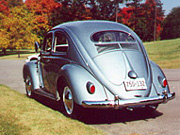 1956 Oval Window Beatle