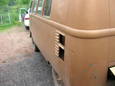 Kombi side panels