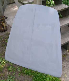 Karmann Ghia Hood Top