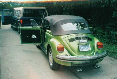 My 1975 VW Beetle