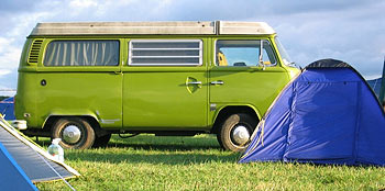 VW Bus Camping - Best Family Tents