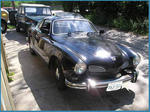 1970 VW Karmann Ghia Restoration - Fall 2006