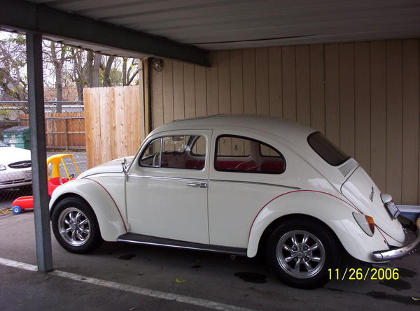 1964 Beetle Side