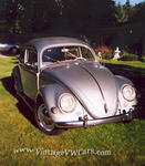 1956 Oval Window Beetle