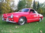 1968 Karmann Ghia driver's side