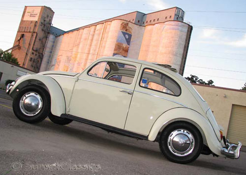 1963 Ragtop Beetle for Sale