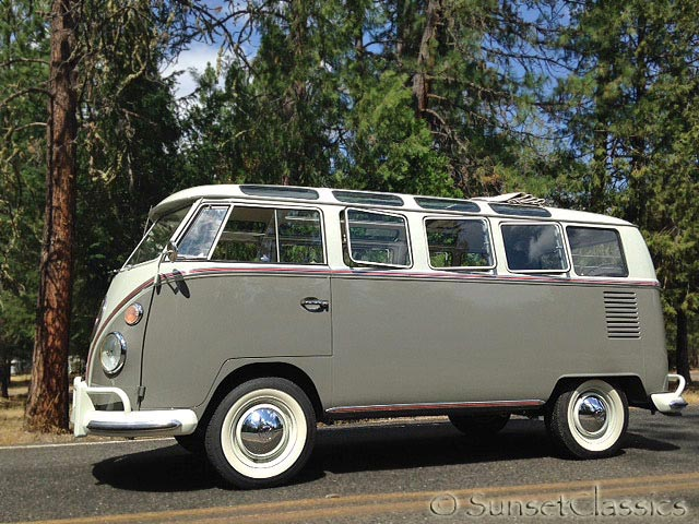 1966 Volkswagen Bus for Sale