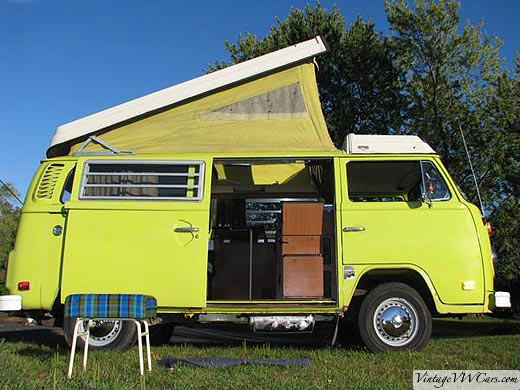 1974 Volkswagen Westy for Sale