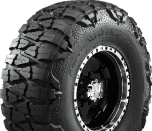 nitto mud grappler close-up